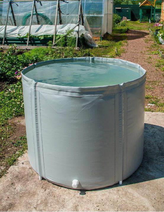 Складная емкость для воды